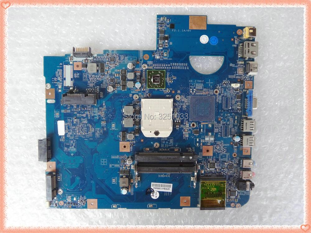 For Acer 5536 5536G NOTEBOOK 48.4CH01.021  Motherboard  JV50 - PU  08252-2 JV50-PU MBP4201003 100% Tested