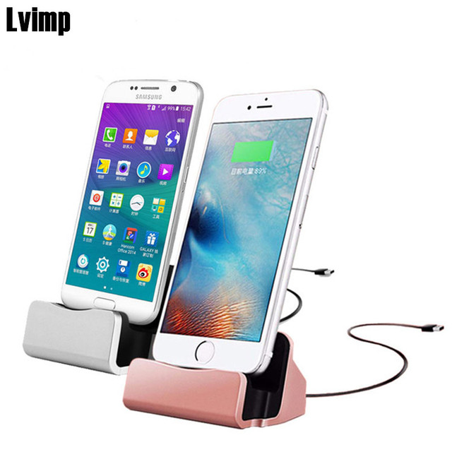 size 40 00ecd d84f5 US $4.75 5% OFF|New Charging Dock Station For iPhone Xs Max 7 8 Plus  Charger Desktop For Xiaomi Mi 6X MIX 2s Huawei P20 Mate 10 Pro Dock  Charger-in ...