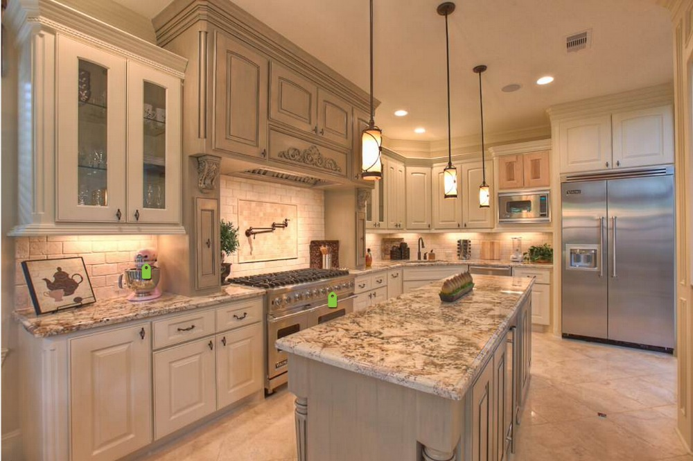 2017 solid wood kitchen cabinets new design traditional keukenkast