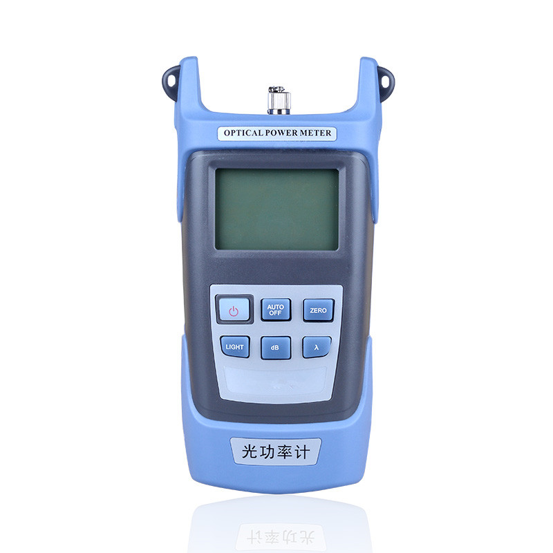 DEBAOFU Optical power meter high precision optical fiber tester, optical attenuation test, send FC/SC