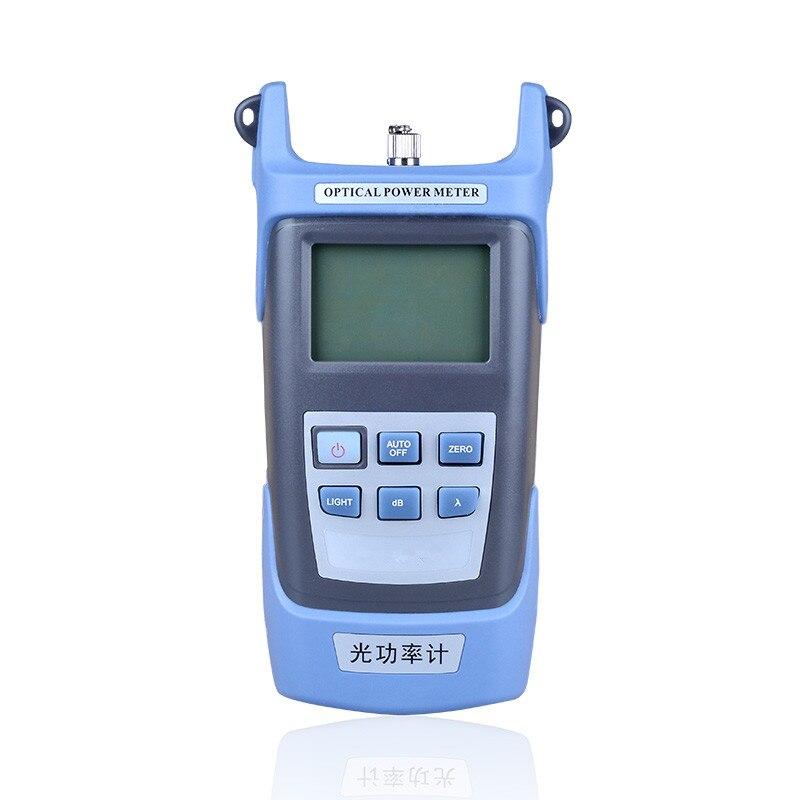 Medidor de potencia óptica DEBAOFU probador de fibra óptica de alta precisión, prueba de atenuación óptica, enviar FC/SC