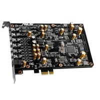 USED,ASUS XONAR AE 7.1 channel sound card PCI E interface HIFI music / entertainment / gaming card