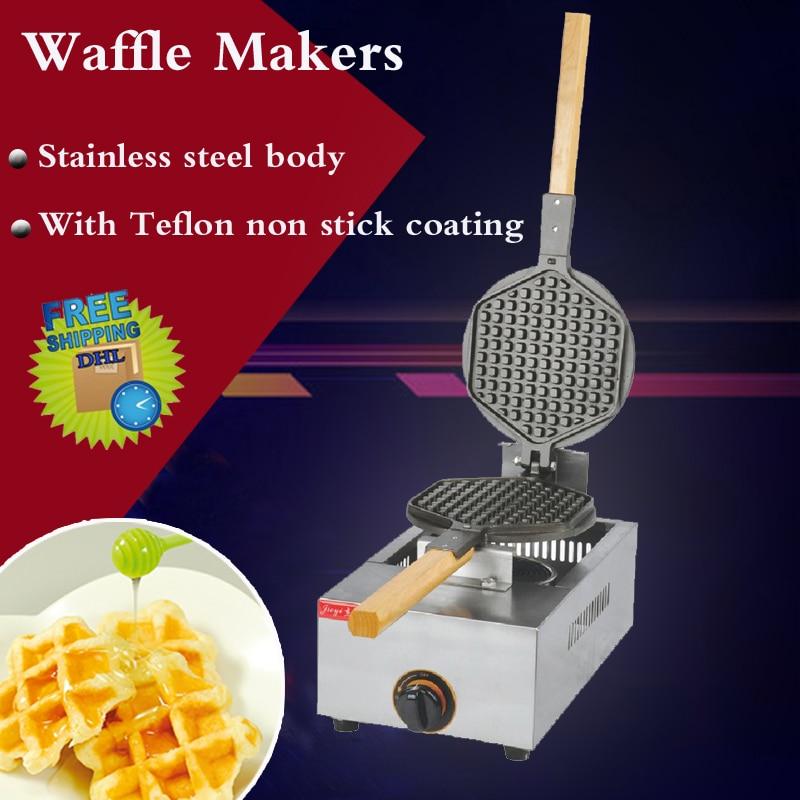 1PC FY-1.R GAS square waffle pan waffle machine baker / gas waffle pan, Waffle, Doughnut & Cake Makers dekok square cake pan
