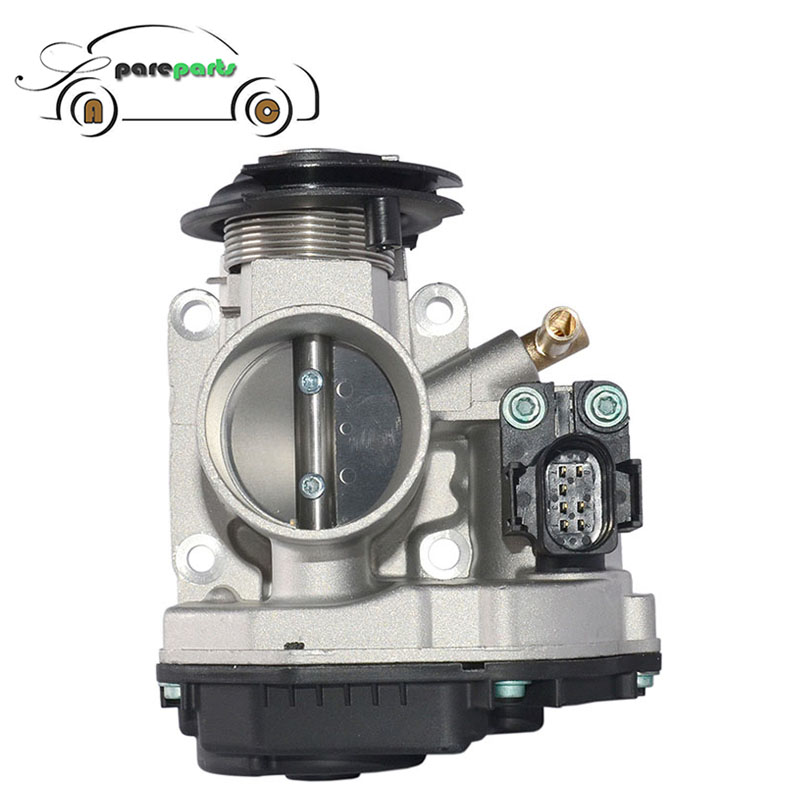 LETSBUY 408237130002Z <font><b>030133064D</b></font> High Quality New Electronic Throttle Body Fit For SEAT AROSA CORDOBA For V w SKODA image