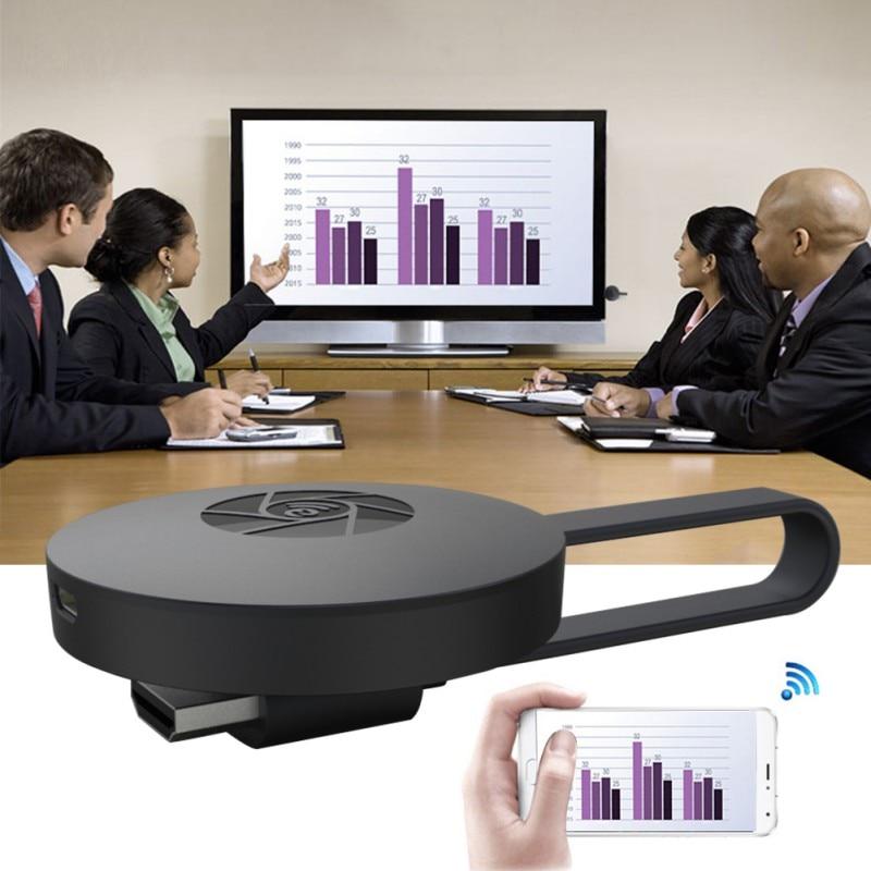 1080 p HD TV Stick Wireless WiFi Display TV Dongle Receiver Airplay Media Streamer Adapter Media Für Google Chrome 2