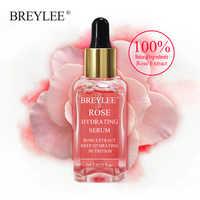 BREYLEE Rose Pflegende Gesicht Serum Tief Feuchtigkeitsspendende Feuchtigkeitsspendende Gesichts Hautpflege Bleaching Reparatur Anti-Aging Entfernen Falten @