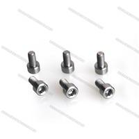 20pcs/lot M3x12mm DIN912 Titanium Screws Socket Cap Bolts for RC Hobby toys
