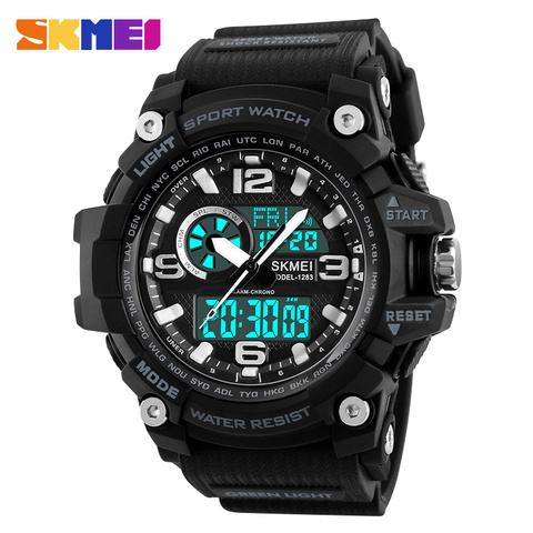 SKMEI G Style Military Sport Watch Mens Watches Top Brand Luxury Waterproof Shock Resist Men Sports Watches Relogio Masculino Lahore