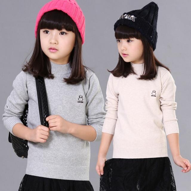 Boys Sweater Brand Kids Rainbow Striped Knit Pullover Fashion Children's Winter Warm Cardigans Sweater Clothing Boys Jacket