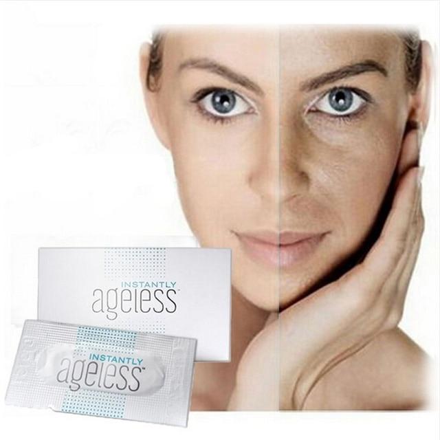 10pcs Instantly Ageless Powerful Anti-Wrinkle Serum Eye Cream Fast Effective Remove Eye Bag Stretch Marks Skin Care 4