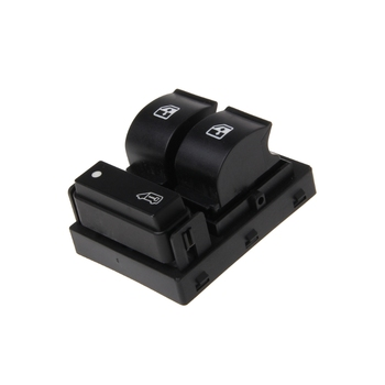 Car-Styling 3 Buttons Power Master Window Switch Console Boxer For Fiat Ducato Doblo Peugeot Citroen Relay autoutlet ignition steering barrel lock switch 7 pins for peugeot boxer citroen relay fiat ducato 02 06 1329316080