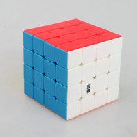 YONGJUN MOYU Aosu Magic Cube 4 4 4 Plastic Magic Cube Professional Competition Super Smoothness 4