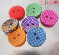 colored  buttons garment accessories diy handmade decorative buttons essential accessories scrapbooking wood