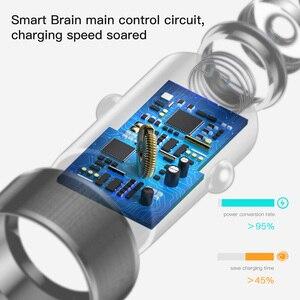 Image 5 - Baseus 36W szybkie ładowanie 3.0 ładowarka samochodowa dla iPhone QC 3.0 USB type c PD szybkie ładowanie telefon komórkowy szybka ładowarka ładowarka samochodowa
