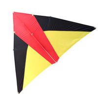 New Arrive High Quality 3 Square Huge 544 Soft Nylon Cloth Delta Special Kite Easy To Fly