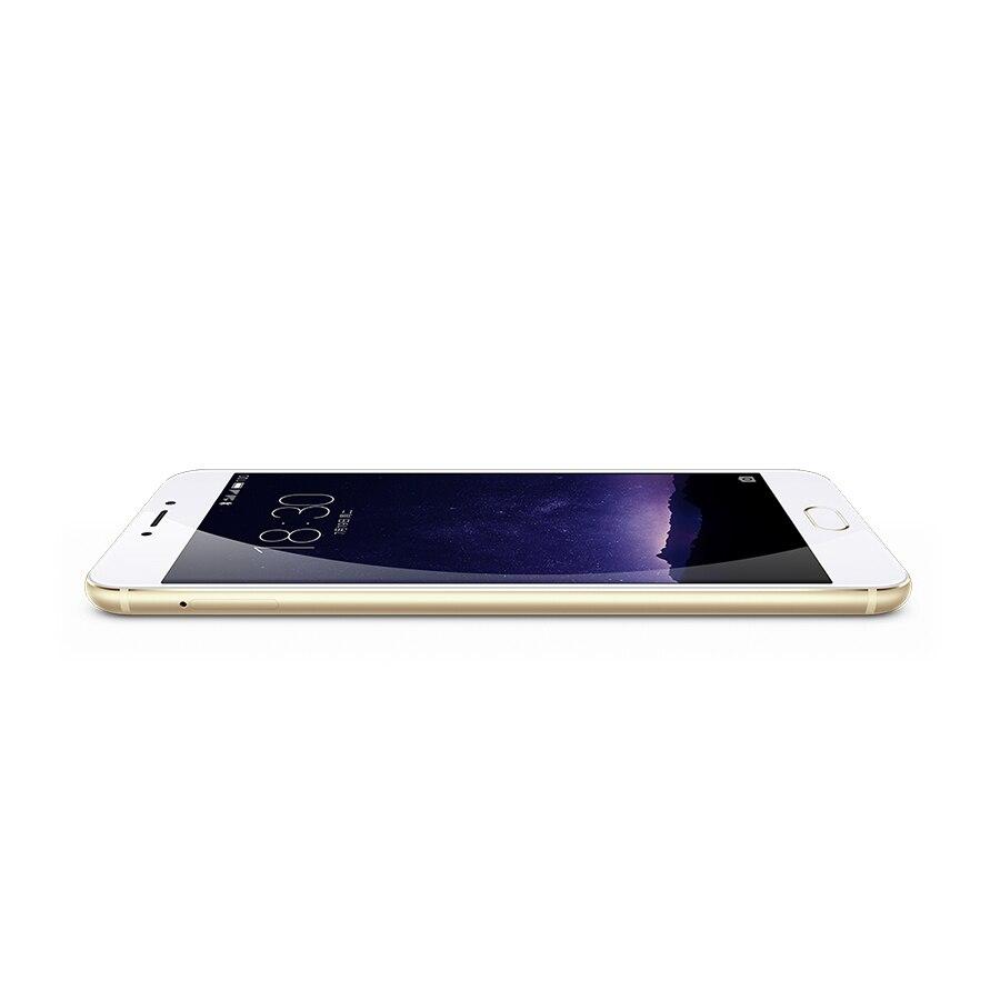 Nueva Original Meizu Mx6 4 Gb Ram 32 Rom Helio X20 Deca Ncleo 32gb 4gb Gold 55 3060 Mah Celular 120mp Huella Digital En Telfonos Mviles De Y