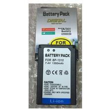BP 1310 BP1310 литиевые батареи BP-1310 аккумуляторная батарея для цифровых фотоаппаратов для samsung NX5 NX10 NX100 NX11 NX20