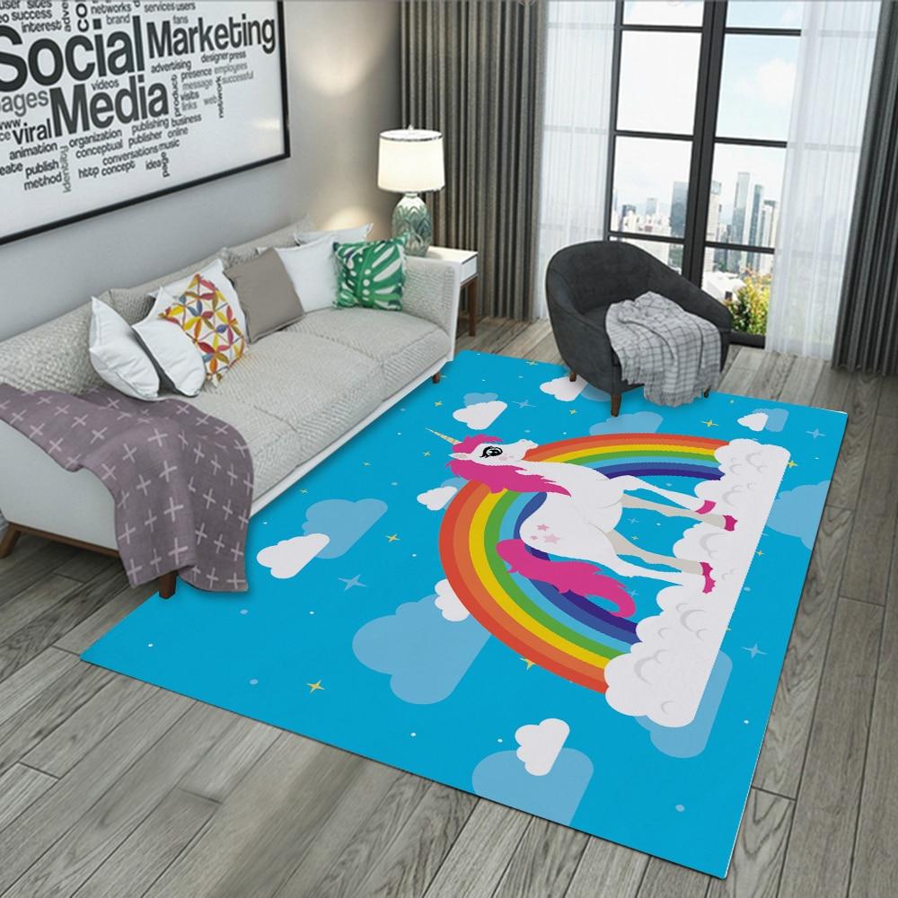 Rectangle Carpet Non Skid Washable
