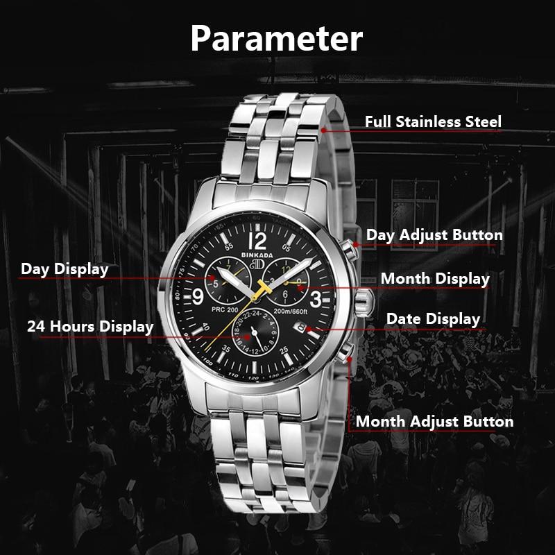 Nowe męskie funkcja Top marka luksusowe automatyczne zegarek mechaniczny mężczyźni pełna Steel Business wodoodporne zegarki sportowe Relogio Masculino w Zegarki mechaniczne od Zegarki na  Grupa 3
