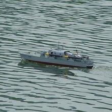 1/32 Vosper Торпедо лодка перкаса-Корпус Комплект