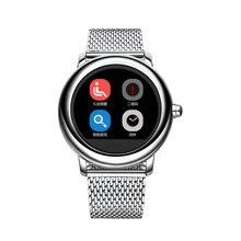 Heißer verkauf! neue Smart Uhr L2 MTK2502c Wasserdichte Smartwatch Phone Pulsmesser Bluetooth Uhren Puls Unterstützung sowohl Androl