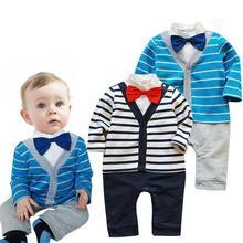 Bebe bébé garçon de mode à manches longues style 2016 Nouveau bébé garçon vêtements bande costume enfants vêtements ensembles bebe vêtements ensembles