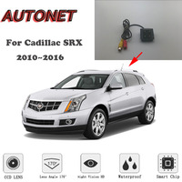 AUTONET HD Night Vision Backup Rear View camera For Cadillac SRX 2010~2016/CCD/license plate camera