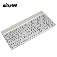 Witsp D Bluetooth Wireless Keyboard For IPad Pro 10 5 USB Wireless Keyboard Universal Wireless 3