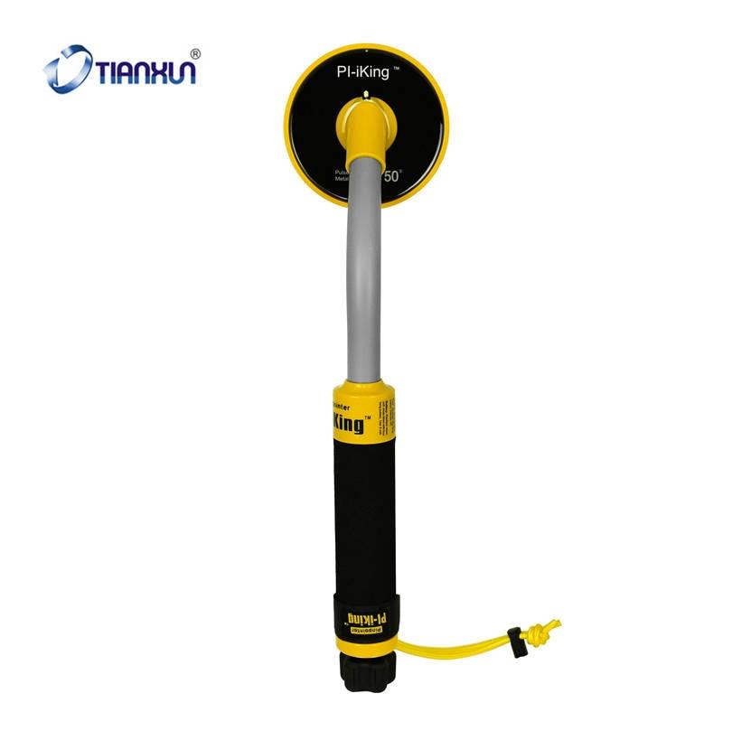 PI iking 750 Waterproof Metal Detector 30M Underwater Pinpointer Gold Hunter-in Industrial Metal Detectors from Tools    1