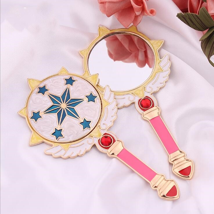 Novelty & Special Use Anime Card Captor Sakura Cosplay Prop Abs Magic Wand Beauty Gift Cosplay Prop Women Gift Drop Ship
