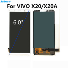 For VIVO X20 X20A LCD Display +Touch Screen Digitizer Glass Lens Assembly Replacement  for phone A screen