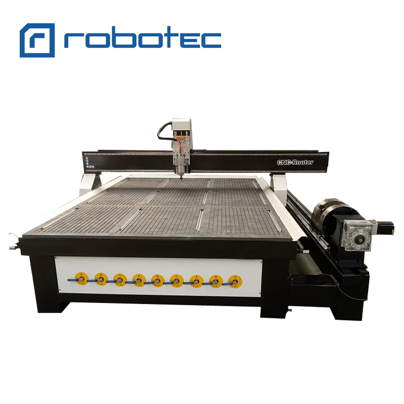 Factory Price Woodworking CNC Router 2030/4 Axis CNC Wood Carving Machine With Rotary Axis For Statue