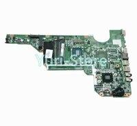 For HP Pavilion G6 G6 2000 Laptop Motherboard I3 3110M 710873 001 DDR3 Mother Board Full