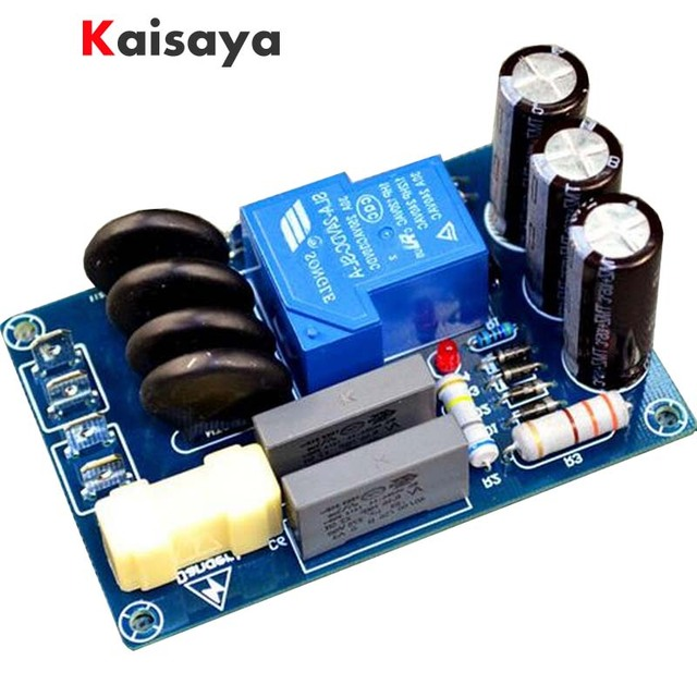 220v alta potência classe a amplificador hifi fever placa de partida amplificador macio G1 009