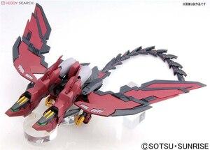 Image 5 - بانداي MG 1/100 جديد موبايل تقرير Gundam الجناح OZ 13MS Gundam Epyon EW عمل الشكل الاطفال تجميعها لعبة هدية