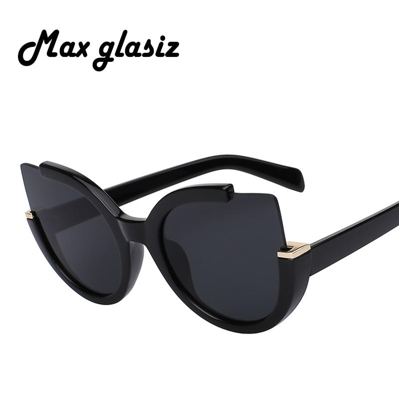 Ojo de gato nuevo Vintage gafas de sol para las mujeres moda gafas de sol UV400 puntos Cateye Retro mujer gafas con estilo