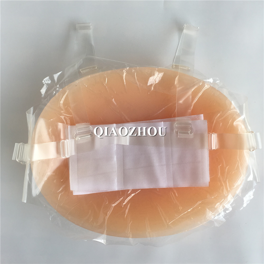 HOT SALE] 1000g Silicone artificial belly, beer belly for 2