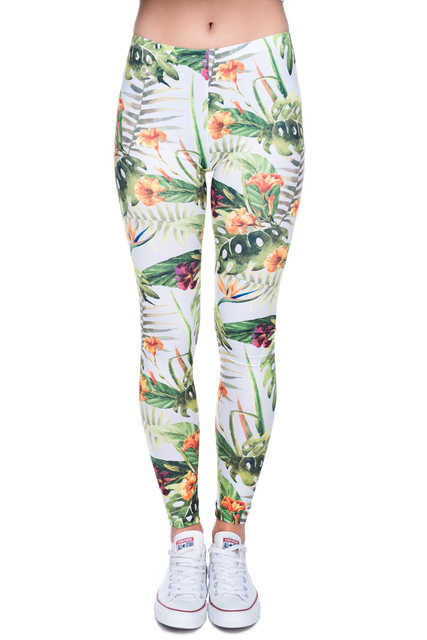 Tropical Women's Leggings