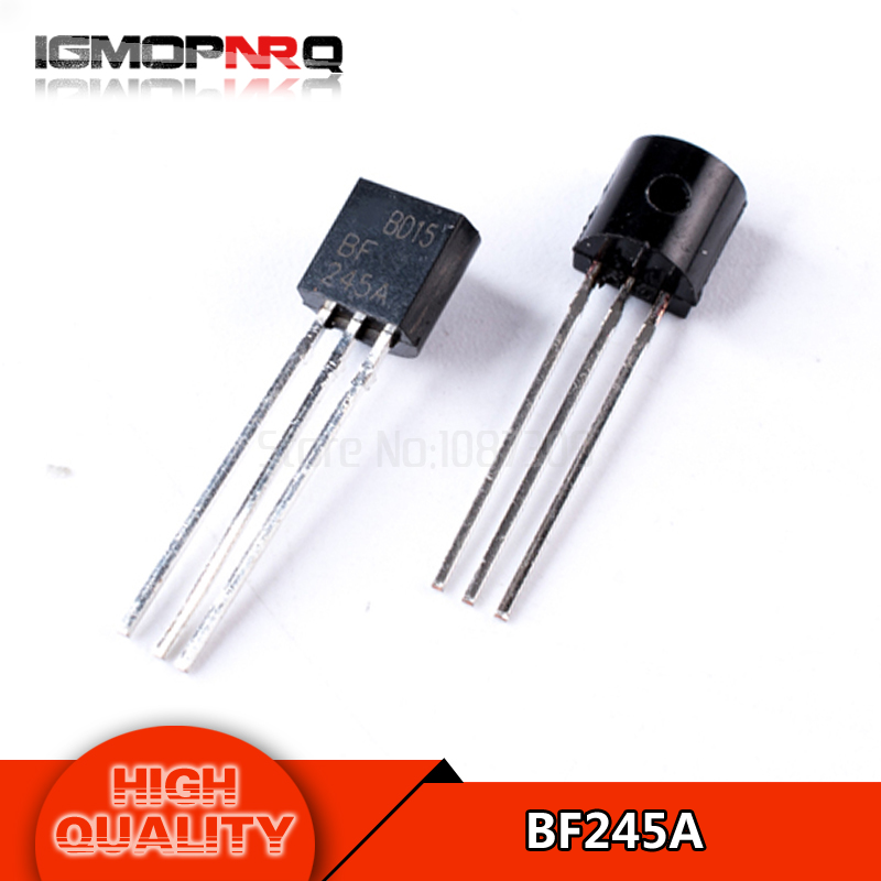 2 pcs 2N5459 ORIGINAL FAIRCHILD Transistor TO-92 NEW S