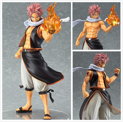 Popular toys Good Smile Anime PVC Action Figure Fairy Tail Decoration Collections 20cm