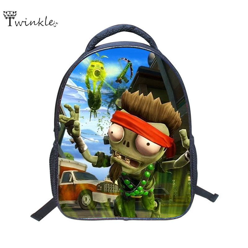 Aliexpress.com : Buy Zombie Cartoon children school bags ...
