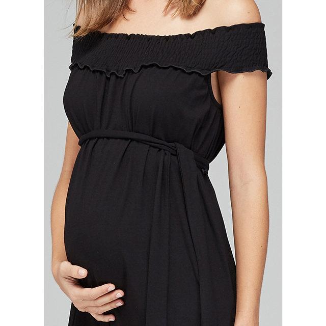 Online Shop HI BLOOM Maternity Women Dresses Black White Pregnant ... 90035d5d4fff