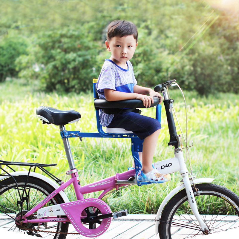 2017 Time-limited Hot Sale Baby Chair Children Bicycle Seats Electric Mountain Bike Front Baby Seat Belt Quick Release Chair children bicycle baby mountain bike girl baby walker page 7
