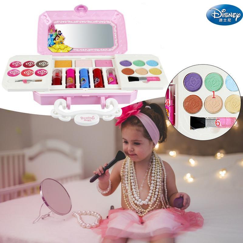 Disney Princess Makeup Set Fashion Cosmetics Set Beauty