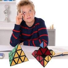 Piramis háromszög sebesség mágikus puzzle játék blokk mágikus játék oktatási ajándék fejlesztése gyermekek intelligencia kommunikáció