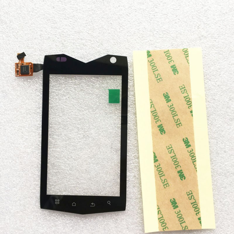 Touch Screen For teXet TM-4082R X-driver Quad TM 4082R Touch Screen Front Glass Digitizer Free Shipping