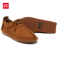 2016 New The British Men S Casual Shoes Fall Shoes Are Low Shoes Hand Sewn Shoes