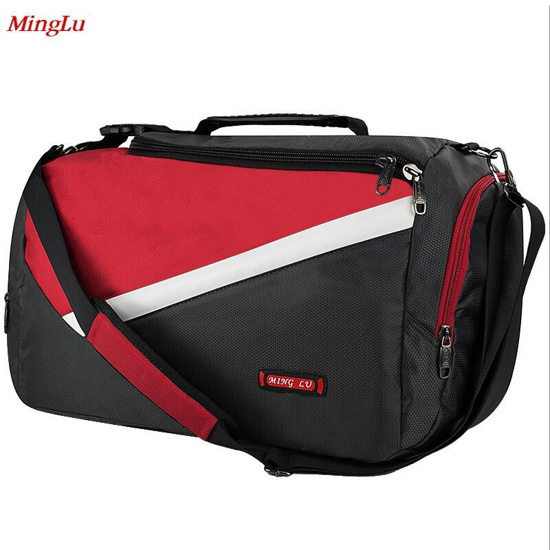MingLu Hot Sale Fashion Travel Bag Famous Brand Large Capacity Duffle Bags Business Casual Luggage Bag Designer Handbag M343