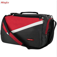 MingLu Hot Sale Fashion Travel Bag Famous Brand Large Capacity Duffle Bags Business Casual Luggage Bag