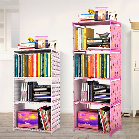 bookcases living room furniture home furniture woven bookcase bookshelf hot easily
